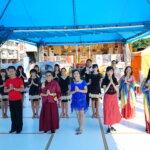 行動佛殿 樂藝供佛 龍飛鳳舞舞團、玉山歌舞團、潘樹德國標拉丁舞蹈團