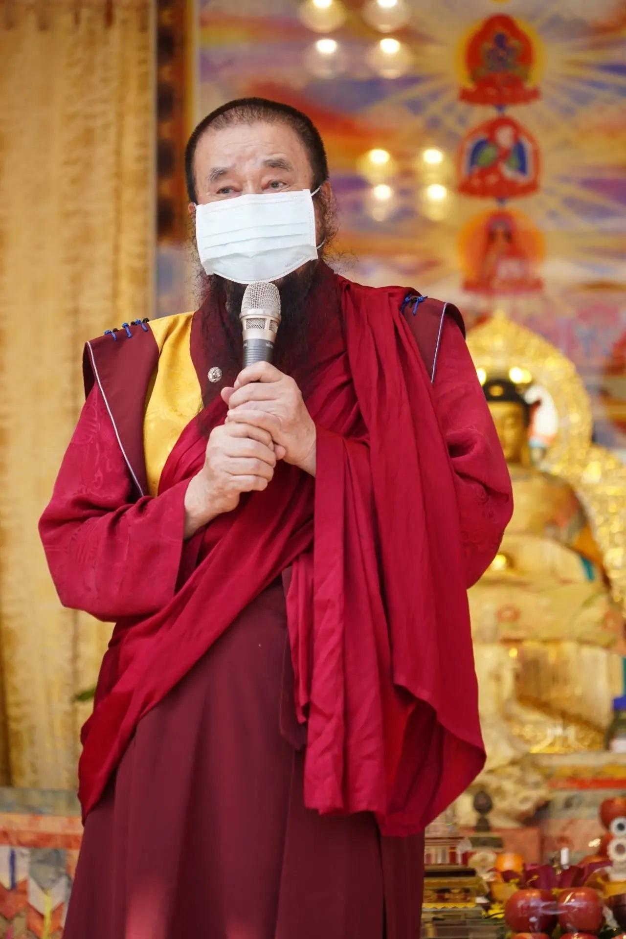 世界佛教正心會指導金剛上師恆性嘉措仁波且表示:由第三世多杰羌佛辦公室發出的:南無羌佛說法:這才是確保佛教徒成就的真正的無敵金剛法,感恩至高偉大的世界佛教教皇 南無第三世多杰羌佛將如來正法宣講於世,身為佛弟子的我們都要將佛法宣揚出去,接引更多人來學佛,讓更多人學習正法
