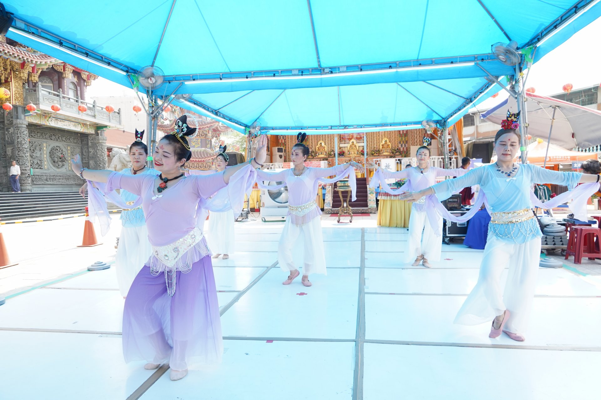 行動佛殿 樂藝供佛 那瑪斯提舞悅集