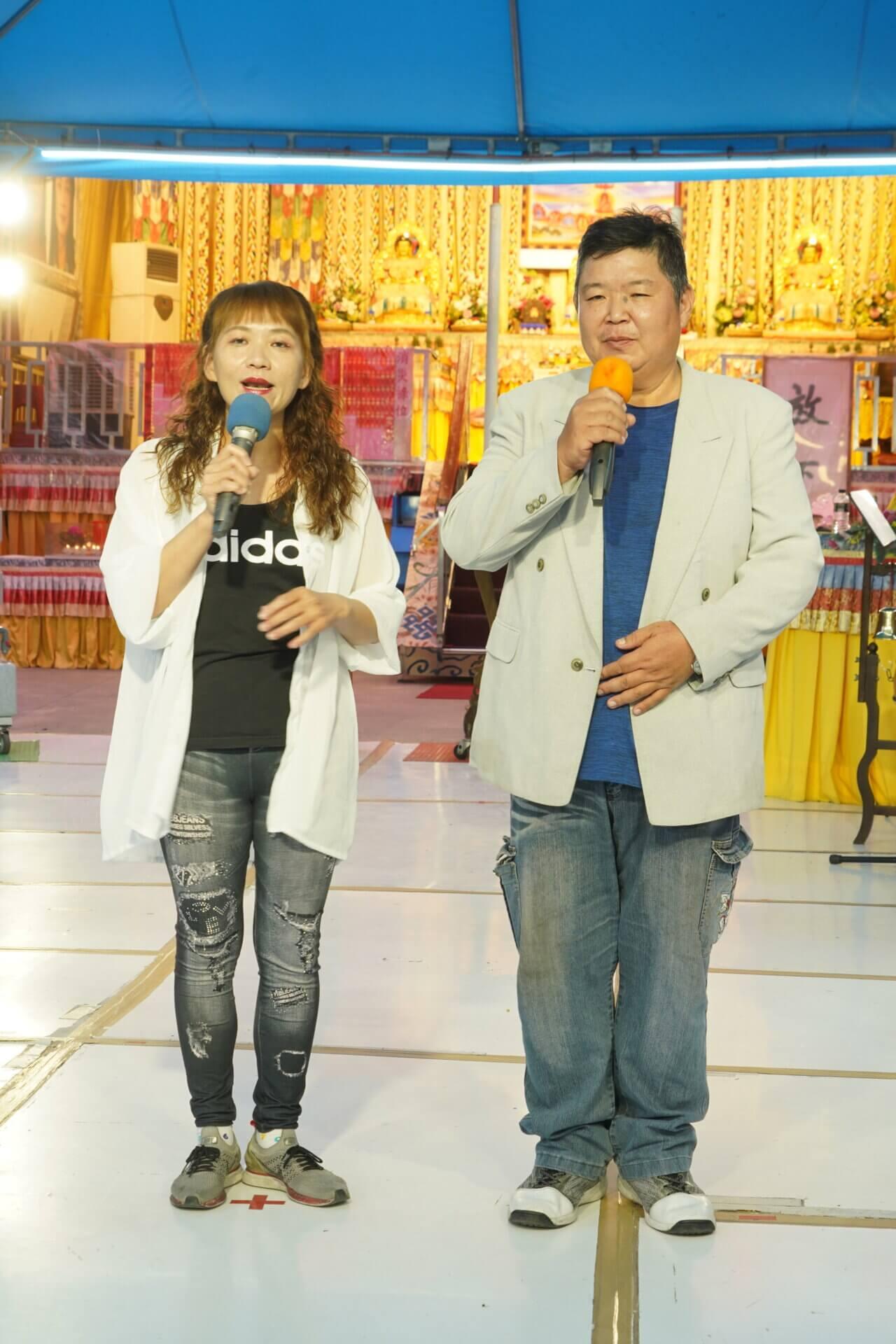 行動佛殿 樂藝供佛 高雄市愛的歌聲關懷協會