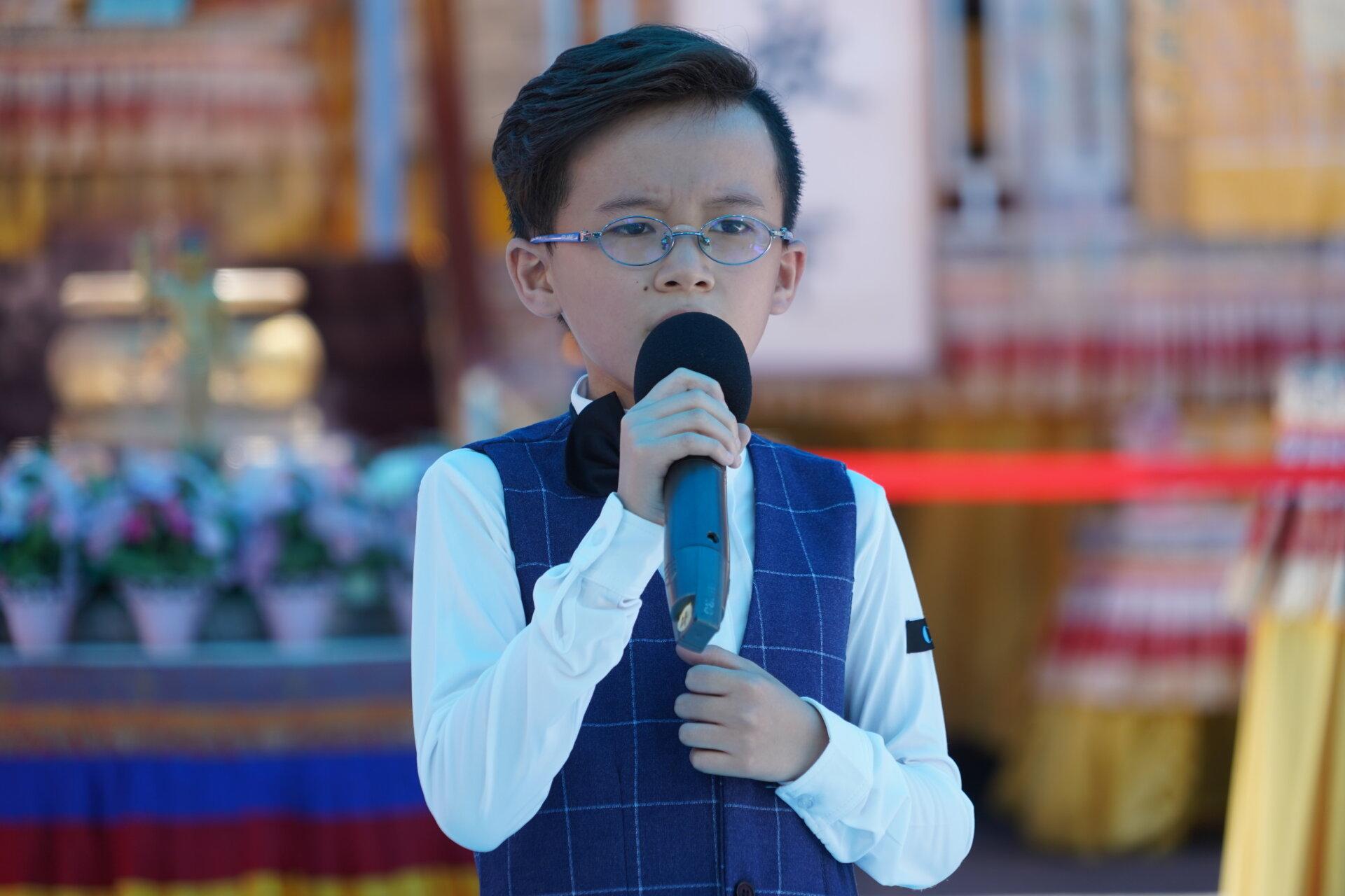 行動佛殿 樂藝供佛 國標舞冠軍郭凱超
