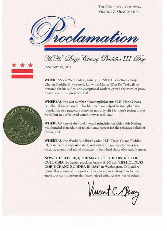 Proclamation-H.H.-Dorje-Chang-Buddha-III-Day